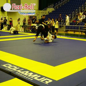 Dollamur flexi רול טאטאמי ג 'ודו מחצלת/לרדד MMA BJJ ברזילאי יטסו מחצלת