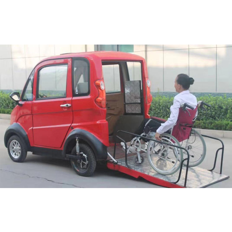 Vehicle Electric Car Disabled Electric Vehicles For The Disabled
