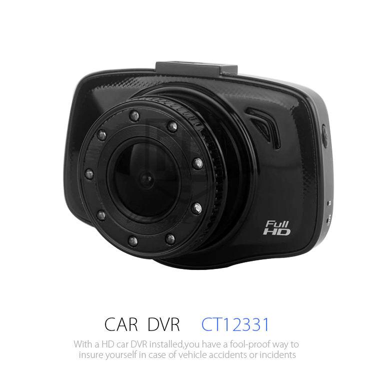 Toguardミニフルhd 1080 p車blackboxのダッシュカムdvrカメラダッシュボードに建てgセンサーモーション検出ループレコーダー