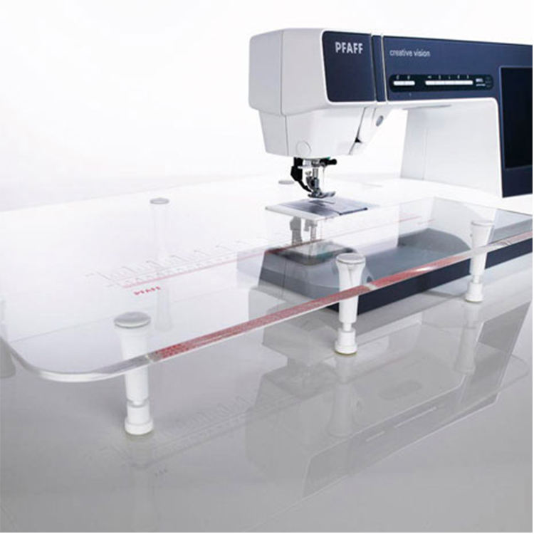 Pfaff Creative 2124/2134/2140/2144/2170 Extension Table#820-492-096 Sewing Embroidery Machine Quilting Extension Table