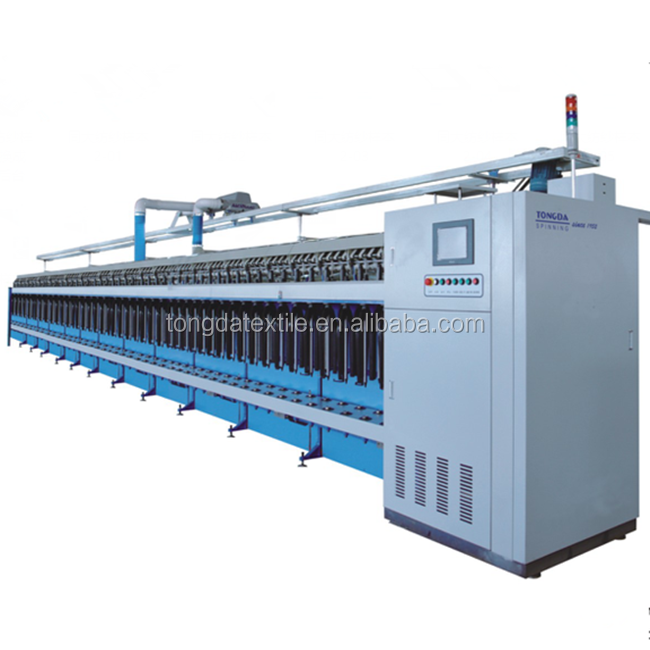 COTTON SPINNING MACHINERY ROVING FRAME