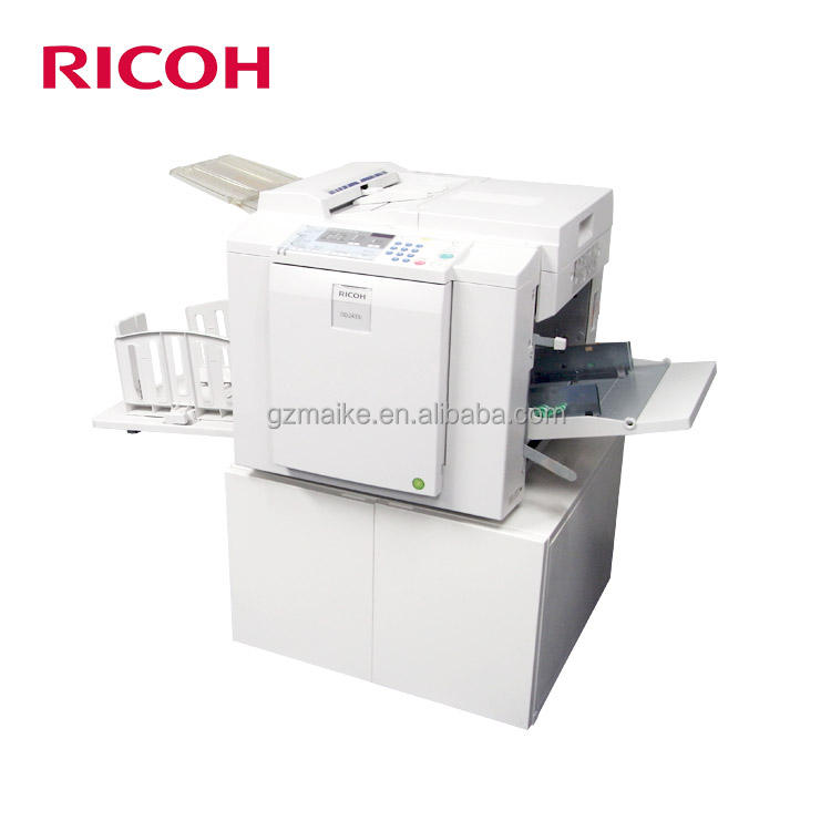 Rioch 2433 digital duplicator photocopier machine printer scanner copier machine