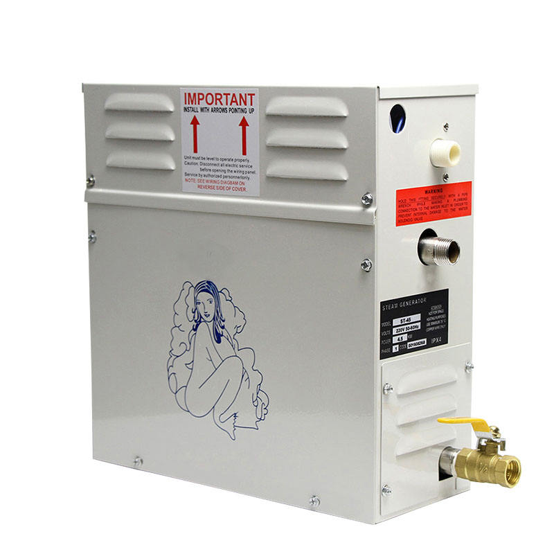 Hot selling electric 9KW STCMKET Steam Generator for sauna steam room