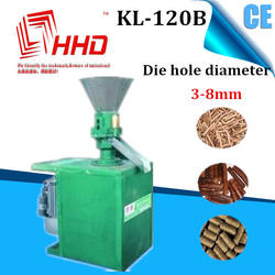 Nanchang howard competitive price big capacity home used machines for make pellet wood