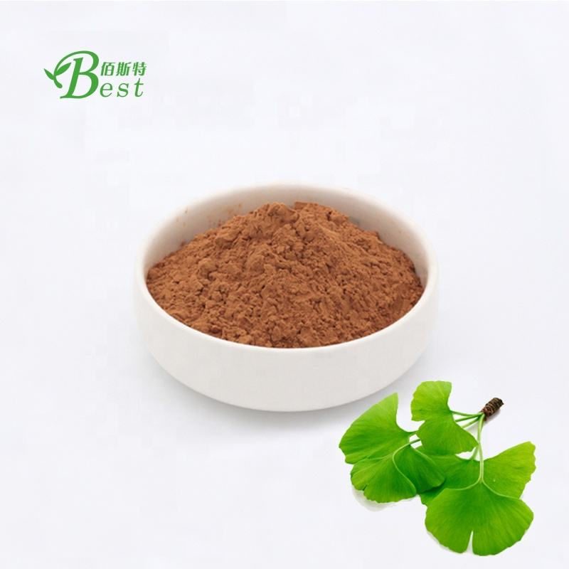 100% Natural ginkgo biloba dry leaf extract / ginkgo biloba extract powder/ ginkgo biloba bulk