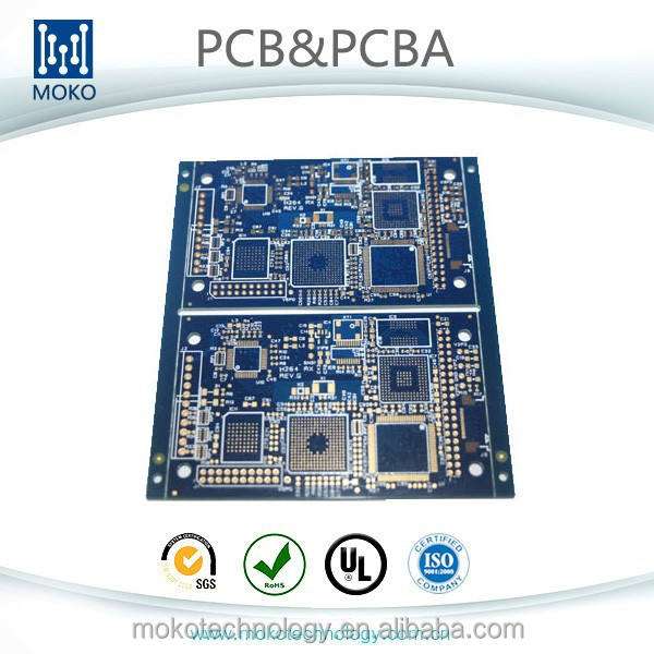 China Moko Brand PCB Electronic Multilayer PCB With 2 Years Warranty