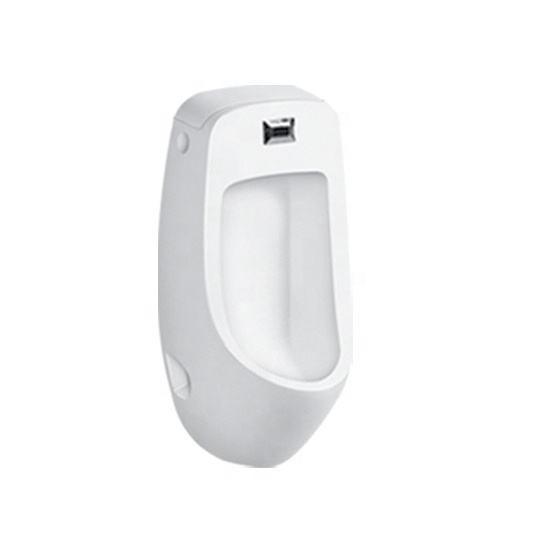Wall Mount Installation Urinal With Sensor Flush