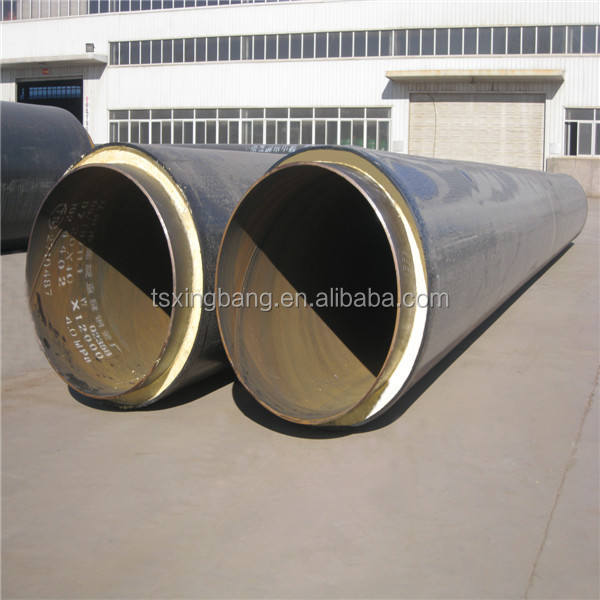 polyurethane foam insulation for pipes for chilled water and heating supply
