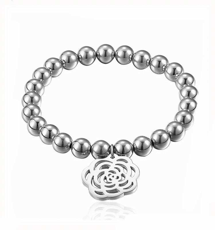 Free Engraving Stainless Steel Jewelry Finding 은 스타터 Charm 뱀 Chain Bracelet 와 Clasp