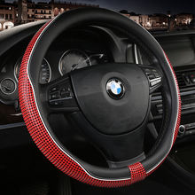Colorful Car Accessories 3D Style Custom Grip Steering Wheel Cover