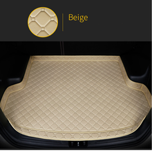 Dust-proof high edge car trunk mat fit  for BMW  3-SERIES