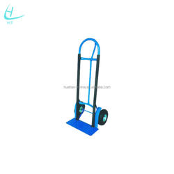 heavy duty P handle hand trolley HT2071,diy hand truck,Lift
