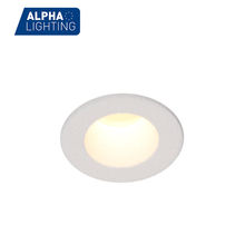 2017 Round shape led lights mini lights 1w dia 16mm led spot downlight
