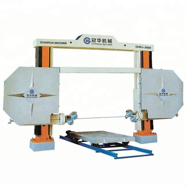 Stone Cutting Machine CNC Shaping Machine Diamond Wire Saw Machine
