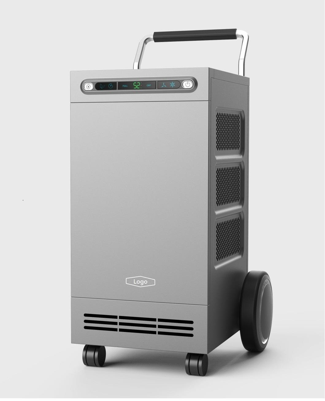 2019 Modern Design 120L Portable Commercial Refrigerated Dehumidifier
