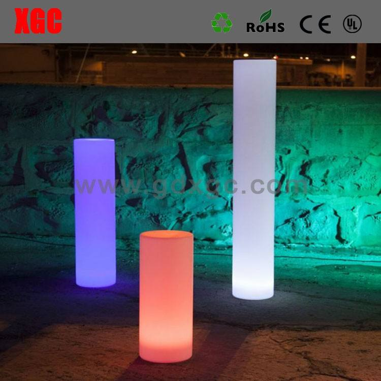 led table lamp for decoration, decorative pillars for weddings