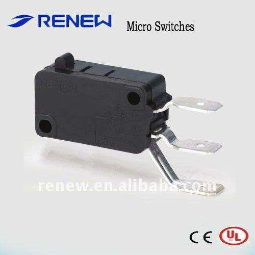 Terminal distance upgrade type micro switch omron level switches