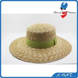 promotional straw boater hat wholesale