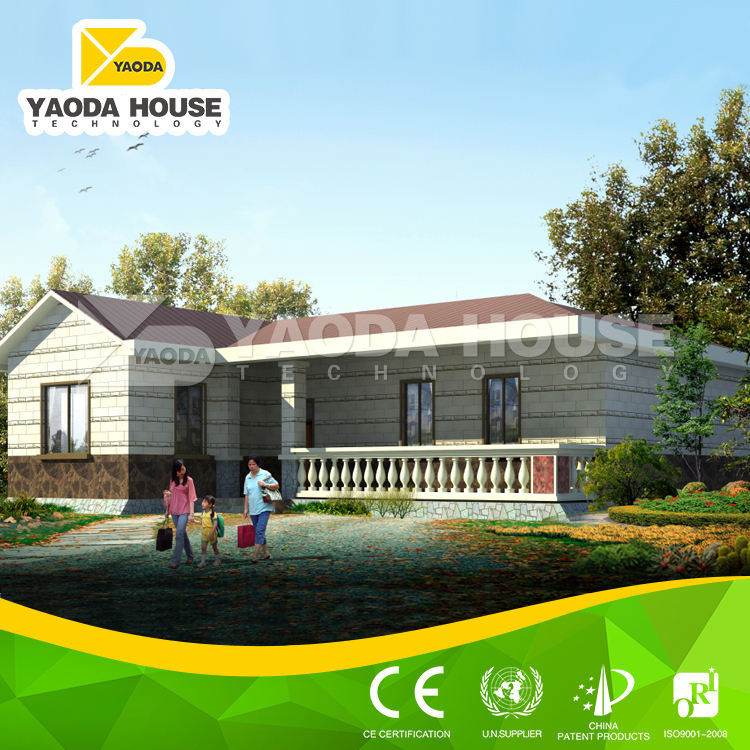 zarif mimari tasarım prefabrik bali house