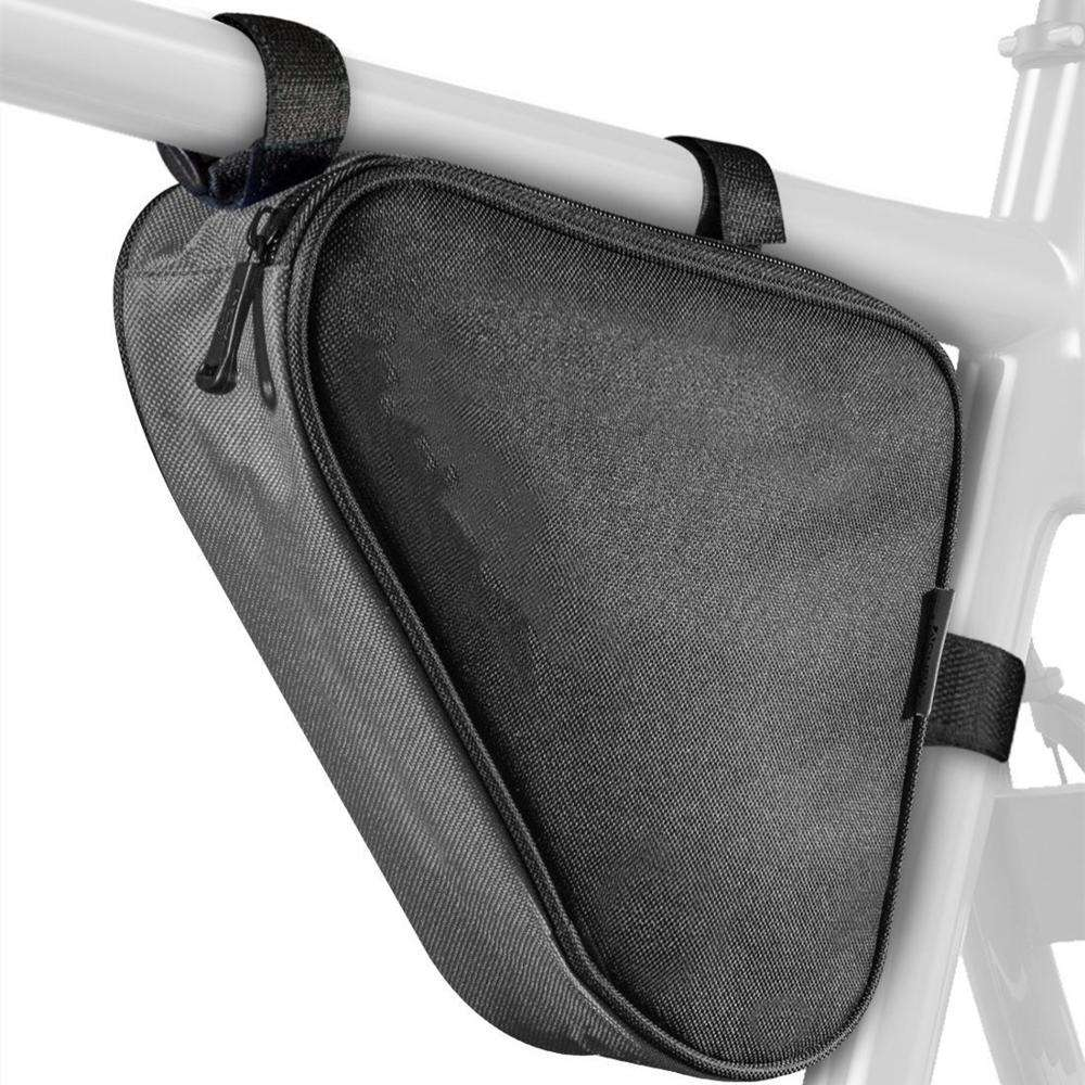Customized Logo Practical Outdoor Sport Bike Accessories Storage Bag Unisex Bicycle Bag Triangle Saddle Frame Pouch Cycling Bag