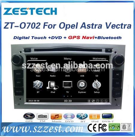 ZESTECH gps dvd oynatıcı navigasyon multimedya araba video arabirimi için opel astra h/astra J/astra G/ Vectra