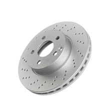 Wholesale auto parts front rear car brake disc rotor for toyota with cheap price