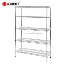 NSF Approval 304 Stainless Steel Wire Shelving from Rack and Shelf Supplier
