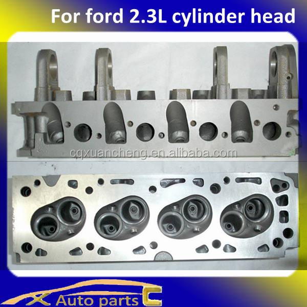 New for ford cylinder head for ford 2.3l cylinder head (F57e-E11c, SOHC Mustang/Ranger)