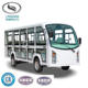 China made 14 seats electric city bus with CE certificate