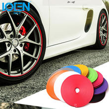 Hot Sale Auto Accessories Rubber Wheel Rims Protector