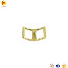 Solid Brass Conway Buckle Fittings For Horse