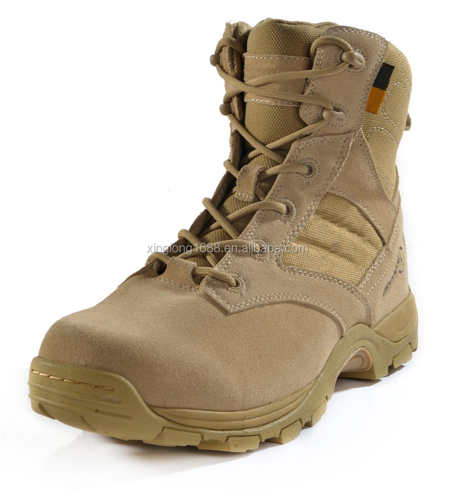 2017 New Arrived Tactical Boots Military Pilot Boots for army