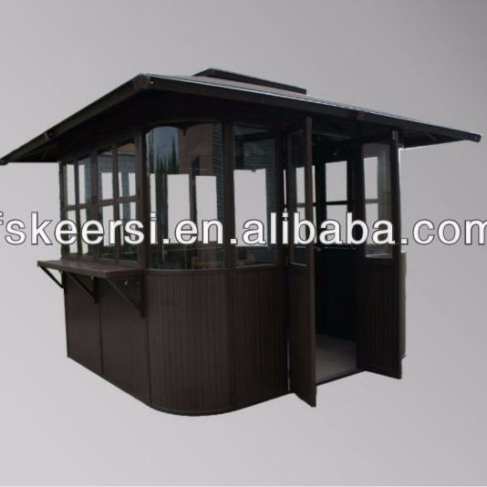 2018 wooden outdoor Spa gazebo