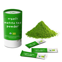 USDA EU Certified Premium Japanese Shizuoka Organic Standard Extract Machine Matcha Cermonial Tee Drink Green Tea Powder