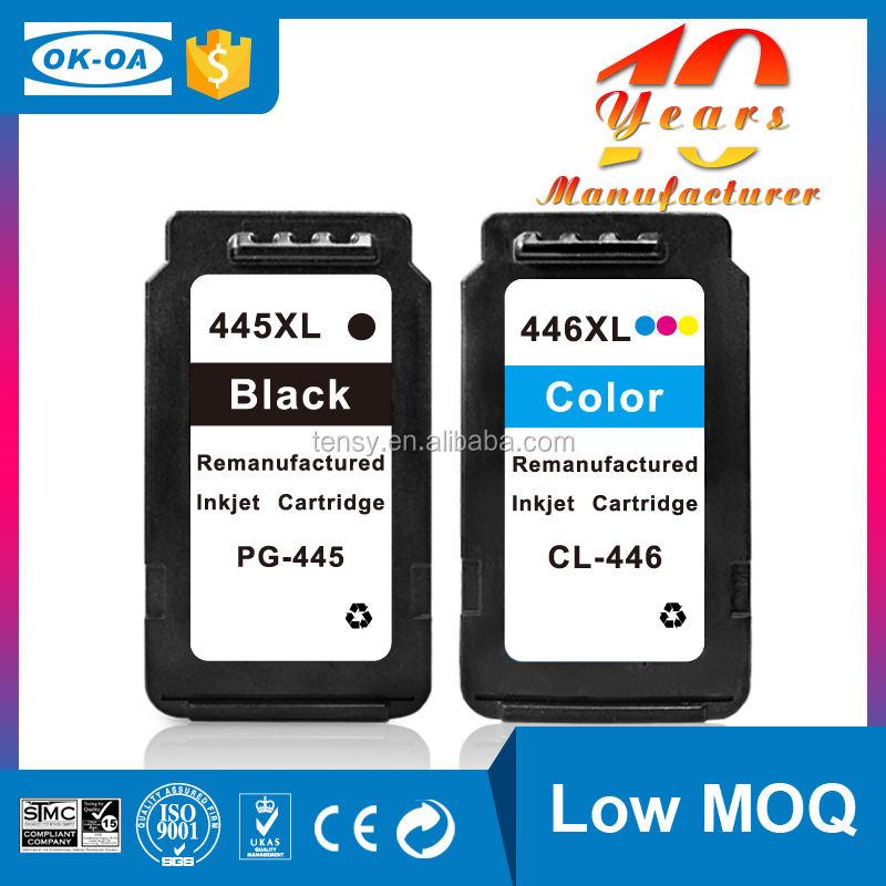 Многоразового картриджа чип автоматического сброса для pg 445 cl 446 с премиум чернилами