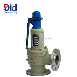 Hot Water Manufacturer Discharge Piping Symbol Surface Pressure Safety Relief Valve Specification