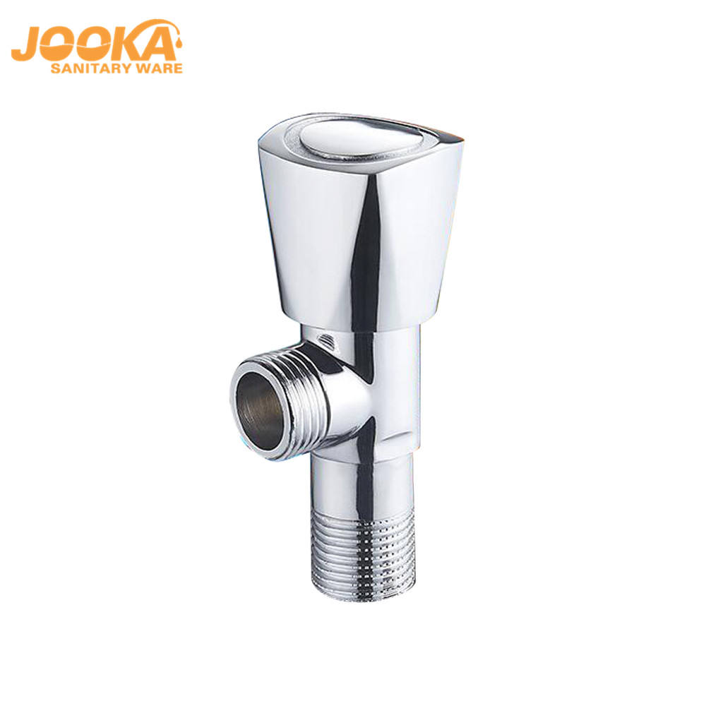 Faucet accessories Chrome Plated zinc alloy Torneira Angle valve
