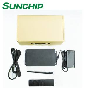 RK3288 4 K Android Werbung digital signage media player box von sunchip