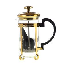 Ecocoffee 350ml Glass Coffee French Press Coffee Makers V60 Barista Accessories