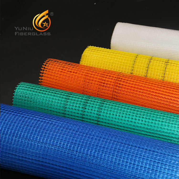 4x4/5x5 fiberglass mesh with good quality from Chinese factory