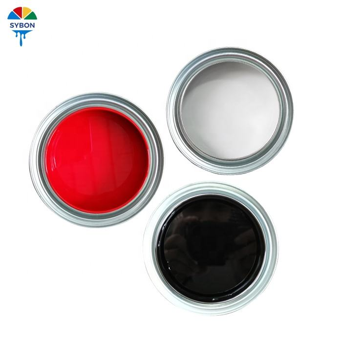 Factory price good quality 1k / 2k acrylic auto car paints