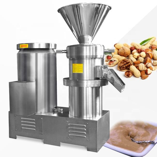Factory sesame butter making machine/peanut butter mill machine /Colloid mill machine