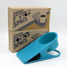 Multi-Space Plastic Clip Cup Holder Restaurant Table Cup Holder