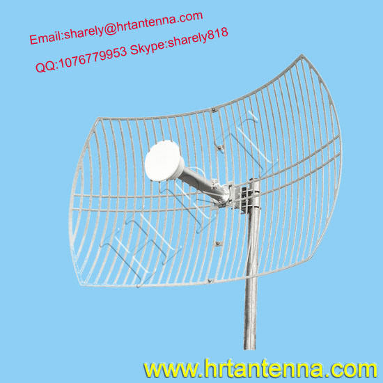 5.8GHz High gain outdoor mimo antenna TDJ-5800SPE28*2