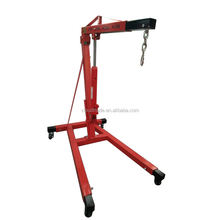 Hydraulic Engine Crane red Hydraulic Jack