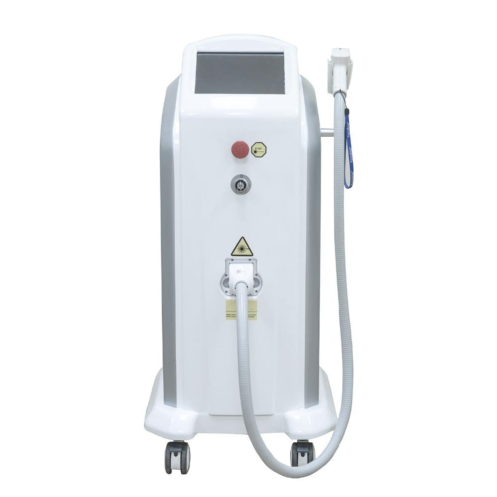 Medical laser equipment soprano ice 808 diode laser FDA approved
