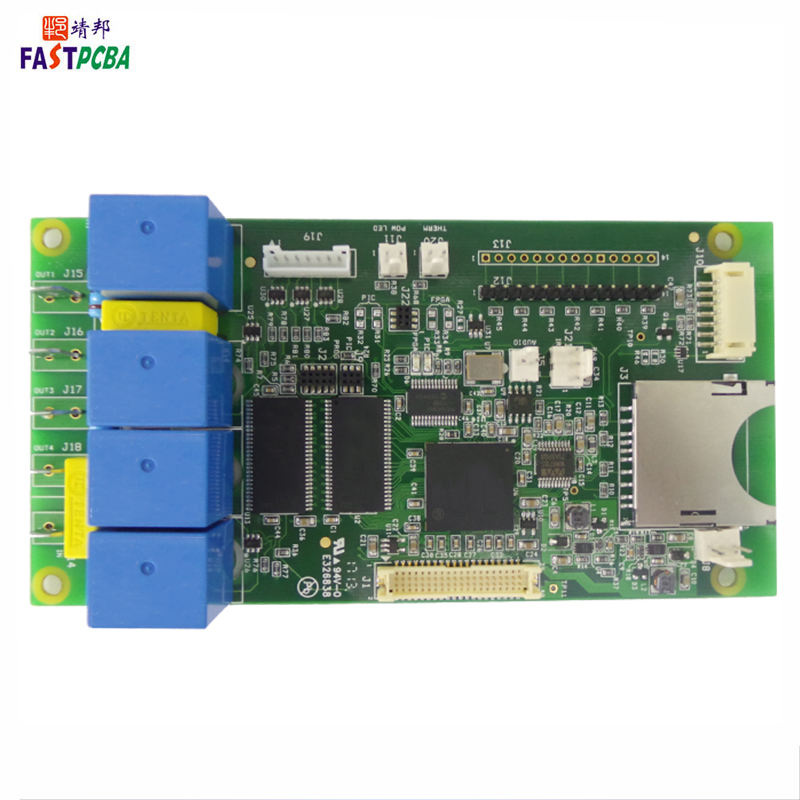 (High) 저 (quality custom motherboard pcb board assembly 공장 no noq