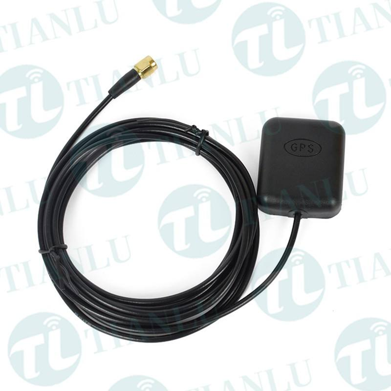 1575.42Mhz 28dbi signal repeater amplifier receiver GPS navigation antenna