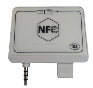 ACR35 Android smart phone NFC reader with 3.5mm audio jack