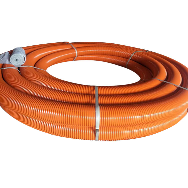 Pu Flexible Suction Hose 50mm Clear PVC Pipe Color PVC Water Hose Soft Pipe With Transparent Wall For Water